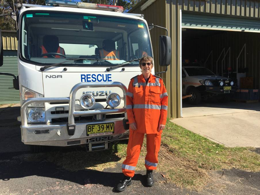 THIS IS EDEN... with Patricia Daly, Unit Commander, Eden SES