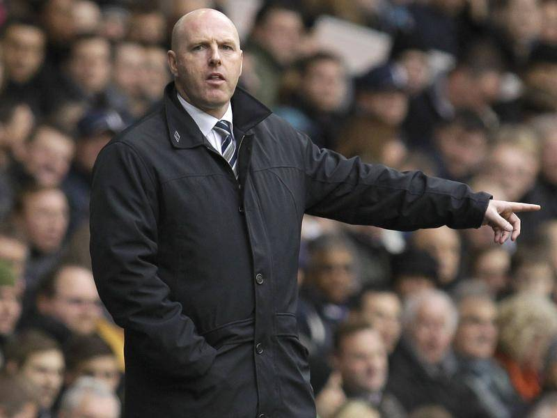 Former Blackburn Rovers manager Steve Kean has been named Melbourne Victory interim coach.